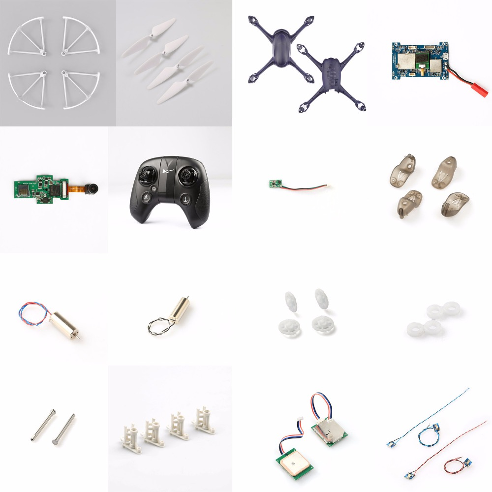 Hubsan H216a X4 Desire Pro Spare Parts Motor Blades Gear Receiving Com Buy Jjrc H12c Receiver Circuit Board Body Shell Gps Frame