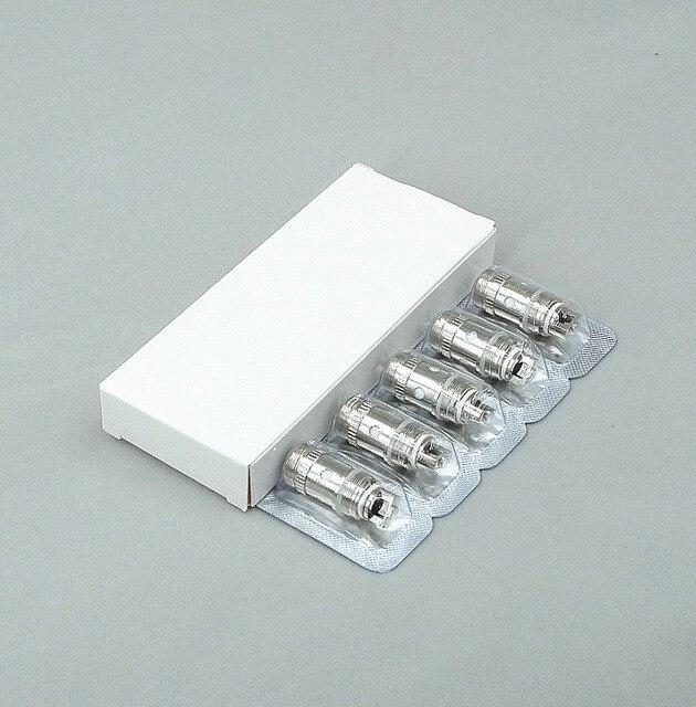 5pcs/lot Replacement Coil EC Atomizer Head for ijust2/Melo2/Melo3/Melo3 mini/Lemo3 Sub ohm Tank Vaporizer Vape Cores 3