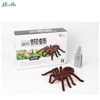 Chất Lượng cao Creative đa chức năng mô phỏng cao điều khiển spider điều khiển Từ Xa spider đồ chơi Điện