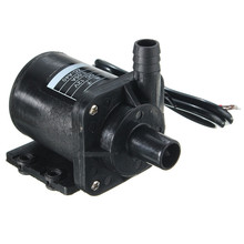 High Efficiency DC 12V Micro Brushless Magnetic Submersible Water Pump High Solar Fountain