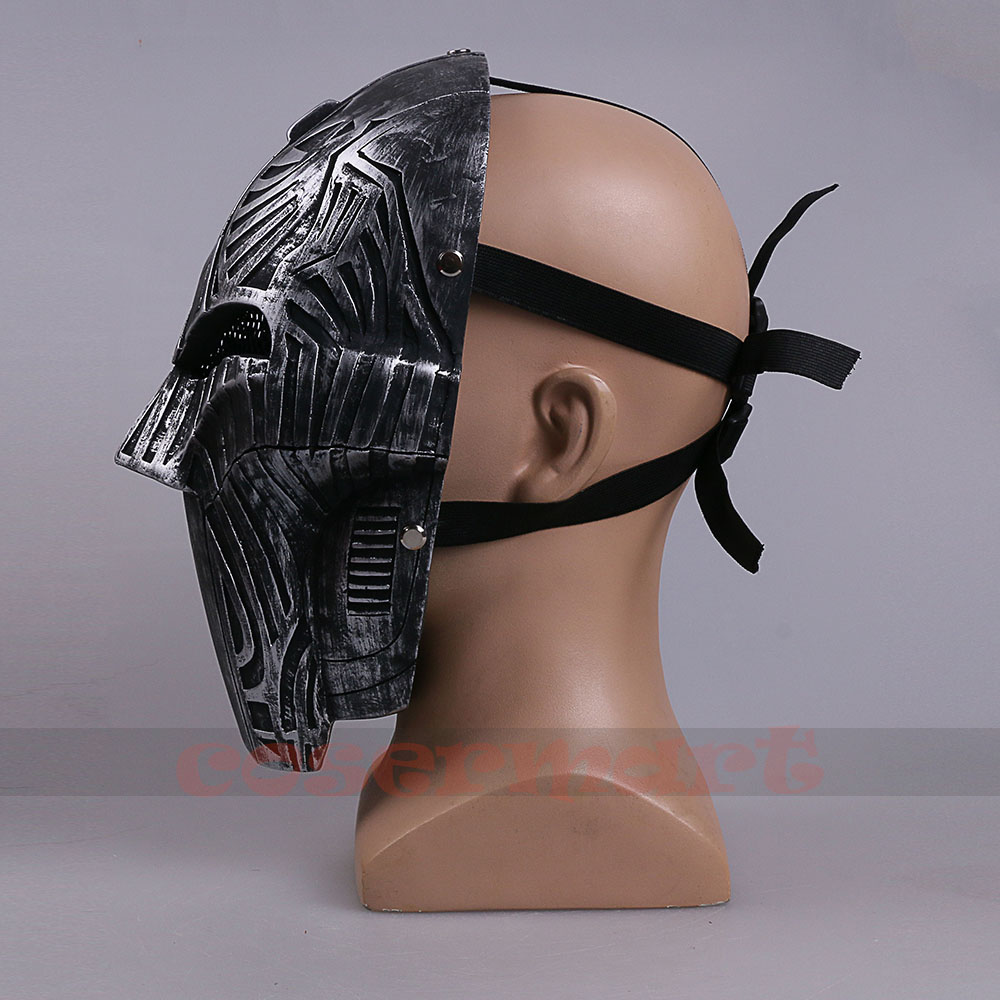 2017 Mowie Star Wars 7 The Force Awakens Mask Sith Lord Mask Cosplay Costume Resin Halloween Carnival Party (5)