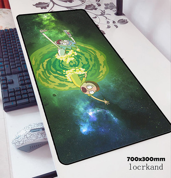 Rick and Morty Giant Mouse Pad