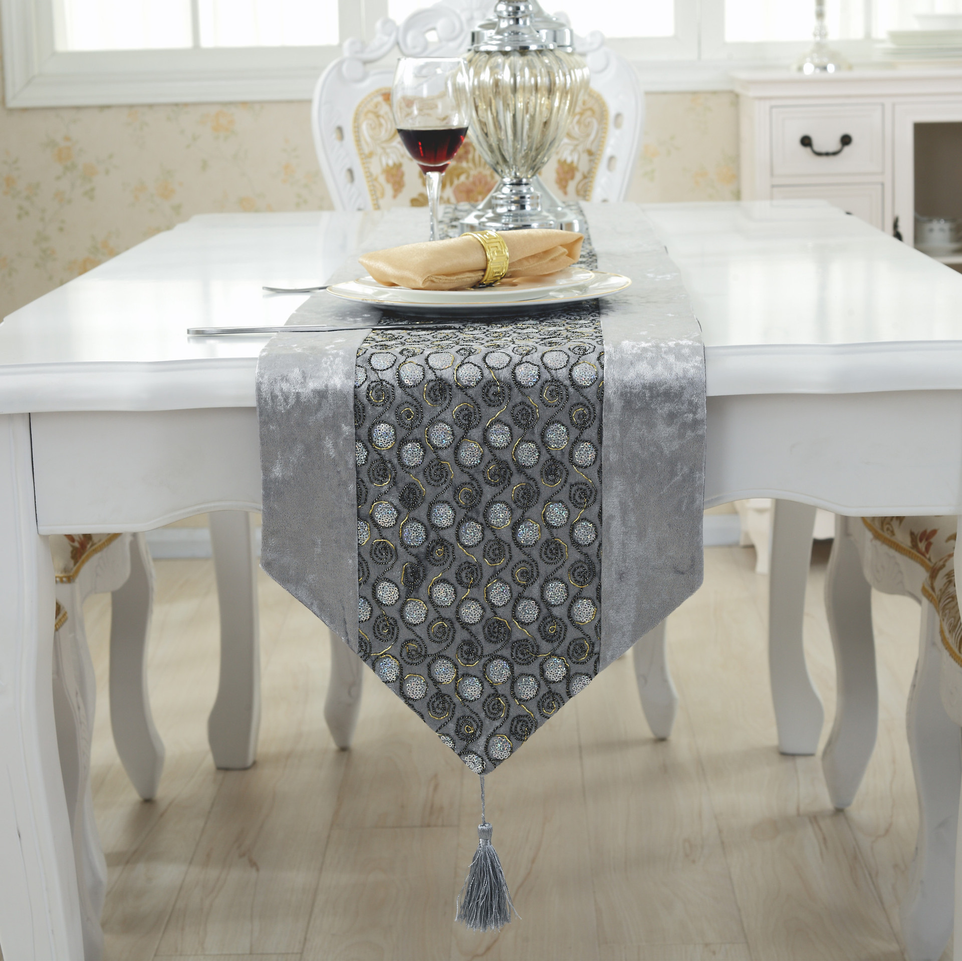 contemporary table runners - online get cheap contemporary table runners aliexpresscom