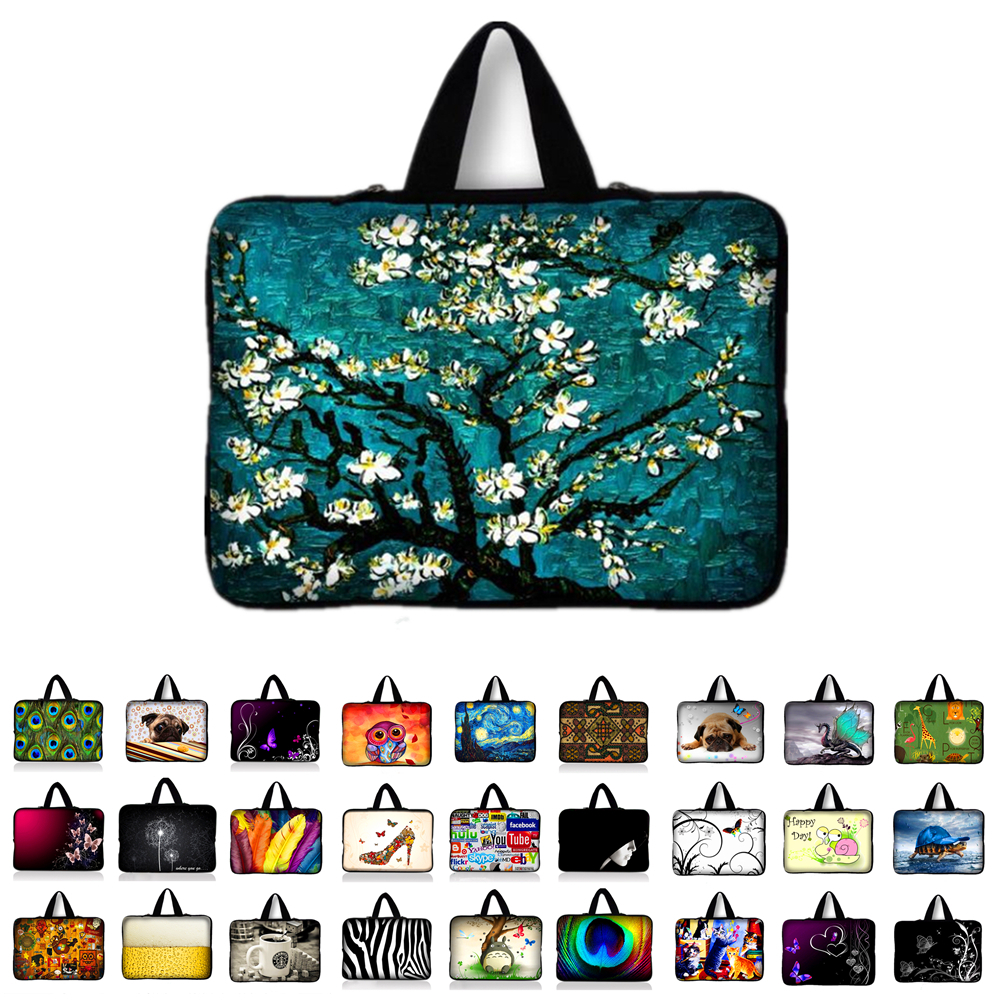 9.7 10.1 11.6 13 13.3 14 15 15.4 15.6 17 17.3 Inch Laptop sleeve Notebook Bag Case for ipad macbook HP ASUS Dell Lenovo Computer