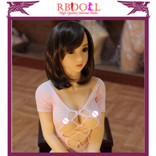 china supplier realistic 125cm full body solid silicone baby doll kits with drop ship