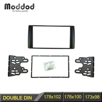Double Din fascia for Toyota Camry Radio DVD Stereo Panel Dash Mounting Installation Trim Kit Face Frame Bezel