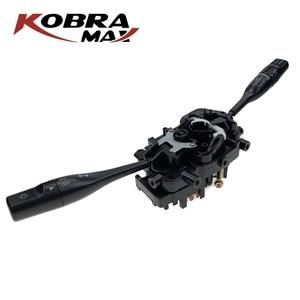 Image 2 - Kobramax переключатель индикатора рулевого управления автомобиля стебель переключатель сигнала поворота переключатель фар рог/Авто TN031 25160