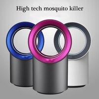 2019 Smart Timing Bionic High Efficiency Mosquito Killer Lamp USB 5V 20 LEDs UV 365nm LED Light for Living room/bedroom/toilet