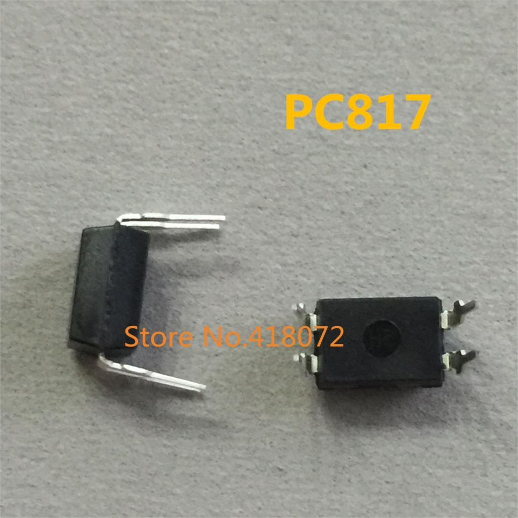 50pcs PC817 EL817 817 817C FL817C PS817C DIP Optocoupler