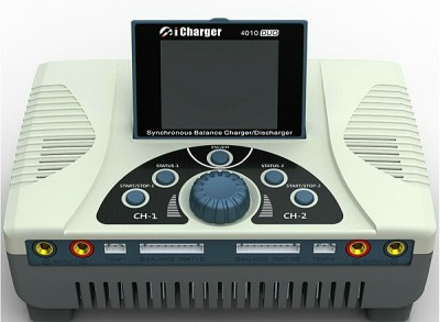 Icharger 4010duo 10s x 2, 40a 2000w dual ports balance charger/ discharger...