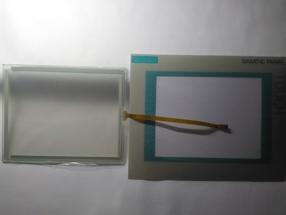 Touch panel for 6AV6640 0CA11 0AX1 TP177 with Protective HMI Panel Repair FAST SHIPPING