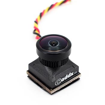 Caddx z nami Turbo EOS2 1200TVL 2 1mm 1 3 CMOS 16 9 4 3 kamera Mini FPV Micro Cam NTSC PAL dla RC hobby DIY FPV Racing Drone tanie i dobre opinie Materiał kompozytowy Do składania FRAME Złącza Okablowanie as the instruction Wartość 2 Turbo EOS2 1200TVL Camera