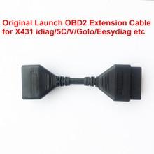 100% D'origine Launch OBD2 Câble D'extension Pour X431 IDIAG/5C/V/PRO/GOLO/Easydiag Étendre Obdii Câble