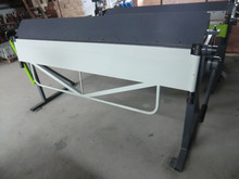 WF2500 1 0mm hand brake sheet metal brakes bending folding machinery tools