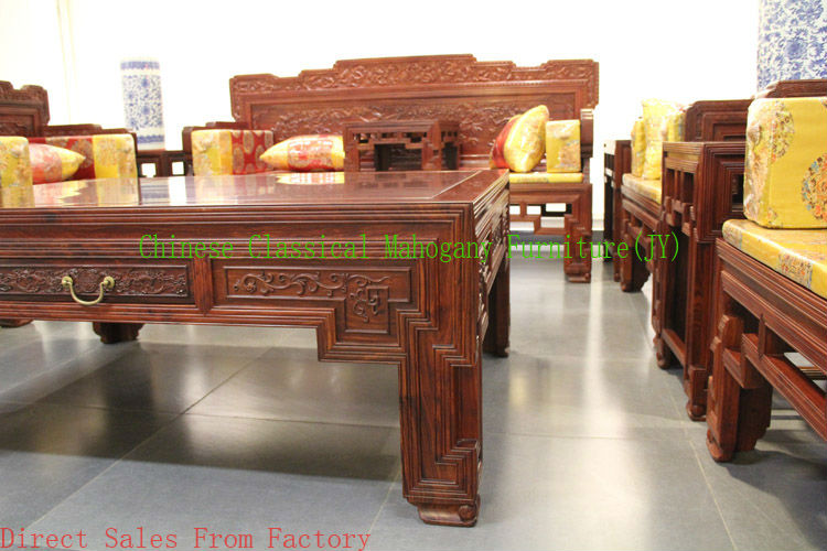 Traditional style sofa picture more detailed picture for Chinese furniture traditional