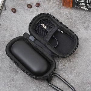 Image 5 - Tragbare Zipper Für Huawei FreeBuds Für Honor Flypods Lite Jugend Versio Beutel Staub/Stoßfest Harte Schutzhülle Lagerung Tasche
