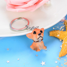 Armas Vaigu Sall Mini Koer Võtmehoidja Võtmehoidja Võtmehoidja Mood Kvaliteetne Ehted Lover Sõbrad Kinkekott Kaunistused Võtmehoidjad