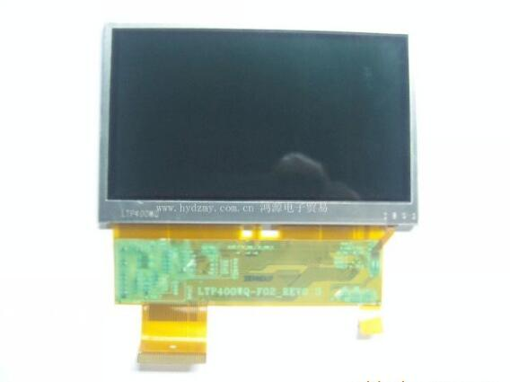 Original 4-inch LTP400WQ-F02 MP4.GPS Screen