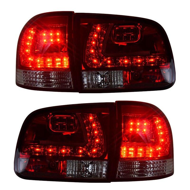 для Фольксваген Туарег 2003-2006 LED задний фонарь Красный
