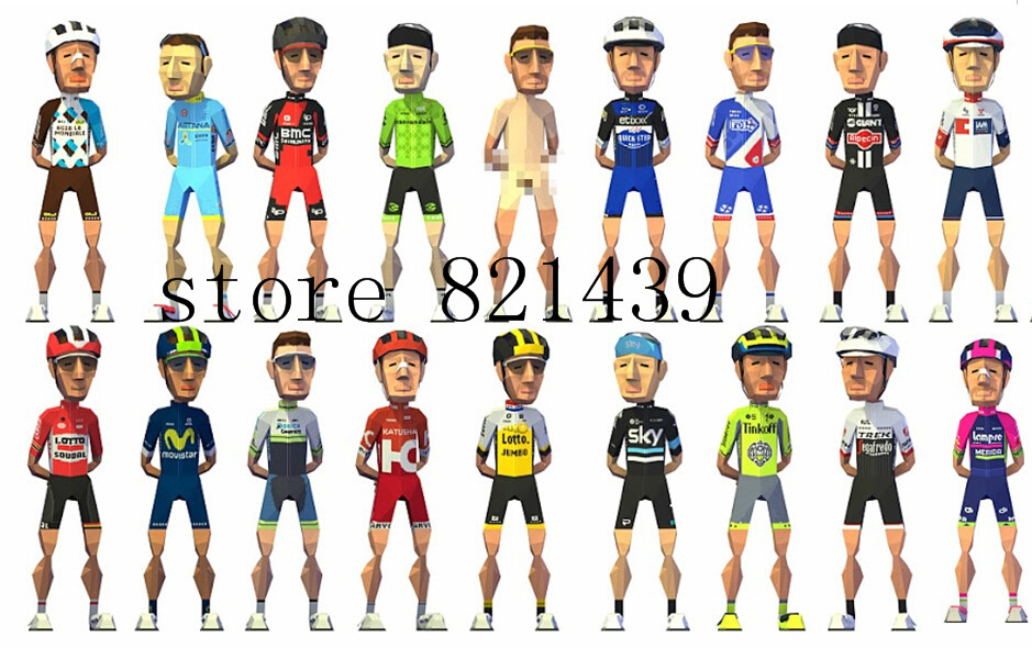 2016 Good Quality Tour De France Men S Bicycle Racing Team