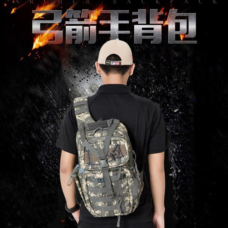Hommes randonnée sac à dos mochila militar tactica Camping sac militaire sac à dos 25L extérieur sac chasse sac à dos étanche porté sacs