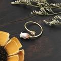 Francia Les Nereides Simple elegante apertura de la flor para la fiesta mujeres accesorios buen regalo de calidad superior