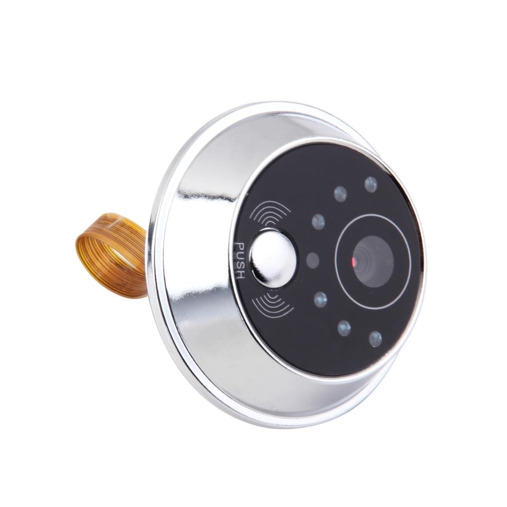 2.4 Inch TFT LCD Screen Digital Door Viewers Video eye 90 Degree View Angle Camera Door Phone Monitor Wireless Peephole Camer