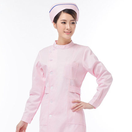Nurse Uniform Winter thickening Pink white blue Drugstore Stomatology Department Nursing clothes Doctor Winter clothes