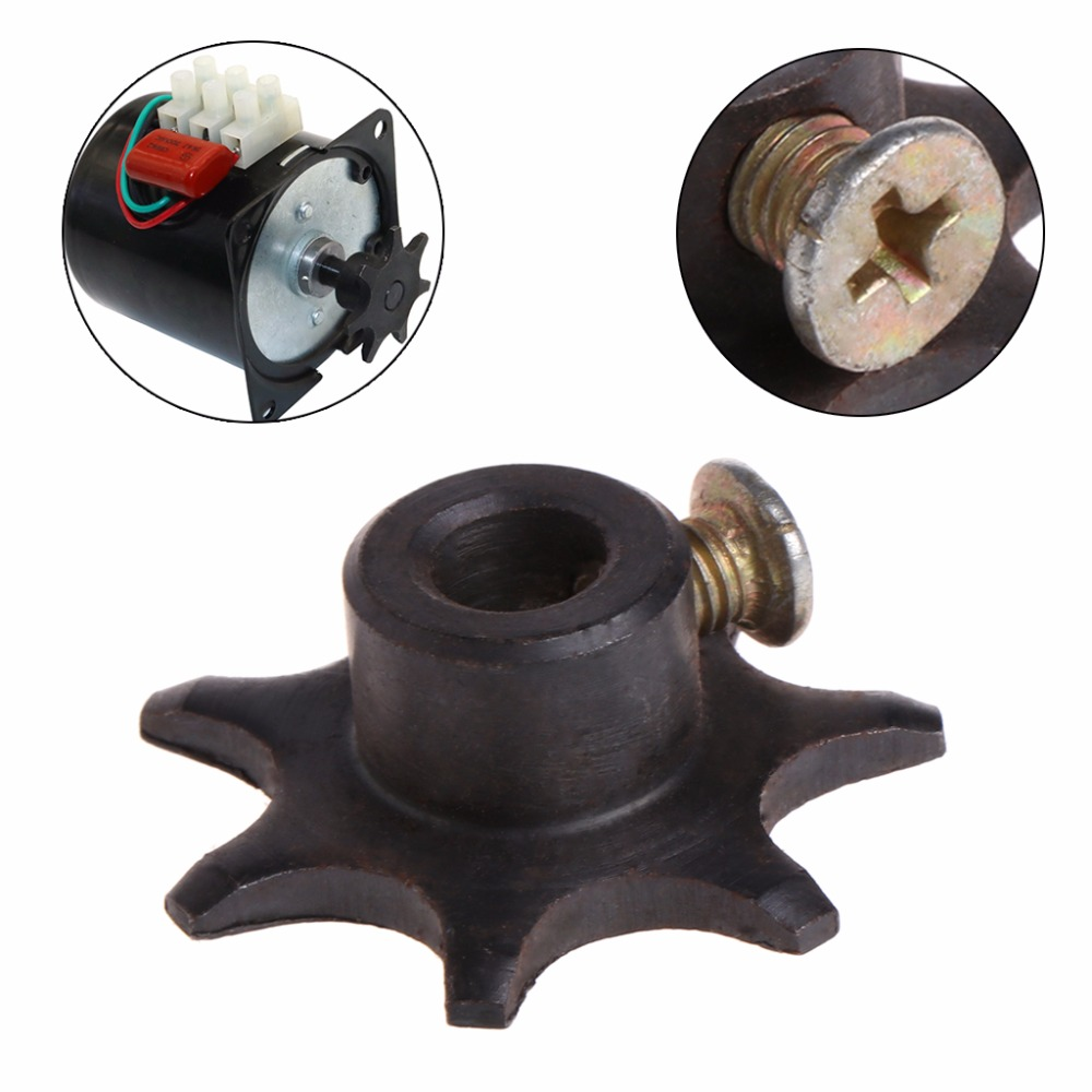 1 Pc High Quality Power Engine Reversible Gear Wheel For Egg Turning Synchronous Motor Incubator 2.5r/min Accessories C42
