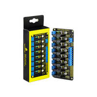 Free shiping!Keyestudio Eight Channel Solid-State Relay Module for arduino