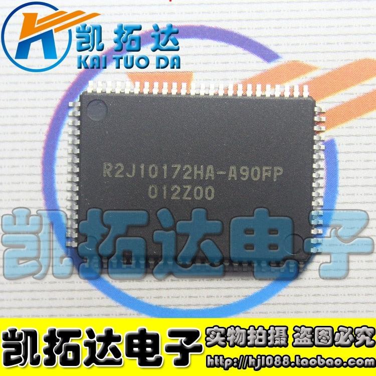 Si Tai SH R2J10172HA A90FP CPU integrated circuit