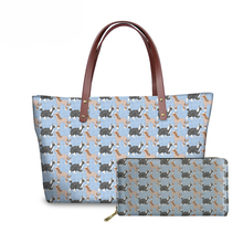 NOISYDESIGNS Shoulder Bags Women Chinese Crested Printing Handbags Ladies Top-Handle Bag for Travel Large Capacity Hand Tote Bag цена в Москве и Питере