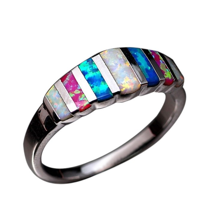New Products Opel Ring Crystal From Austrian Wedding Rings Jewelry Mother's Day Gifts Wedding Rings For Women