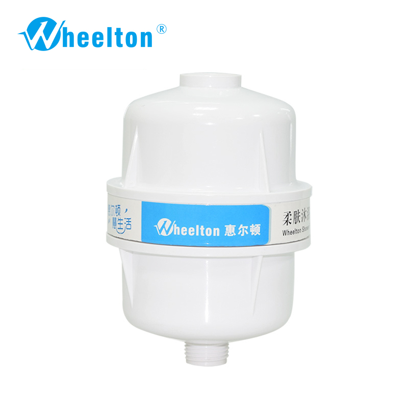 Household bathroom New shower filter water purifier softener Chlorine Removal For Health For bathing wash manual control valve f64f for water softener