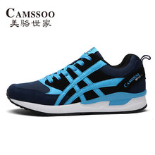 CAMSSOO Mens Runners Sports Running Shoes Sneakers For Men Breathable Mesh Sport Running Jogging Shoes Sneaker Man ,EUR 39-44
