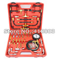 TU-443 Deluxe Manometer Fuel Injection Pressure Tester Gauge Kit system 0-140 psi