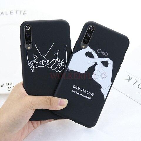 Candy Black Soft Cases For Xiaomi Mi 8 Lite 9 SE Mi Pocophone F1 6X 5X A1 A2 Lite Mix 3 Redmi 7 5 Plus 6A 6 Note 5 6 7 Pro Cover Multan