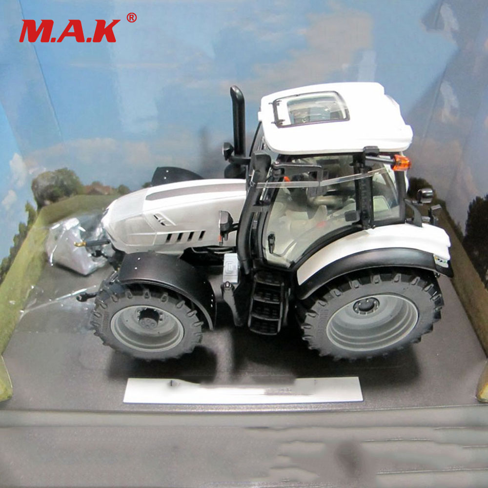 Kid Toys for Gift 1:32 Scale 1035 Spark 190 C Shift Diecast Tractor Engineering Vehicle Models Toys for Boys Children high simulation 1 40 scale diecast engineering vehicle crusher metal model alloy toys collection for adult children gifts