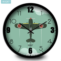 Simple Large Creative Living Room Clock Round Beautiful Designer Wall Clocks Relogio Parede Kitchen Clock Wall