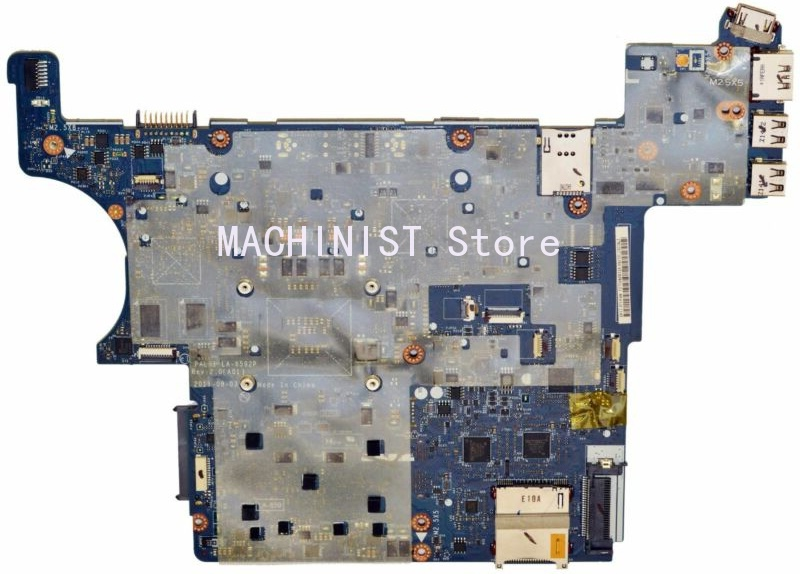 E6420 motherboard LA-6592P DDR3 QM67 PAL51 For DELL E6420 Laptop Motherboard tested 100% work 1