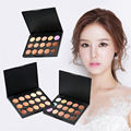 15Colors 3 Model Makeup Face Contour Kit Highlight Concealer Palette Makeup Set