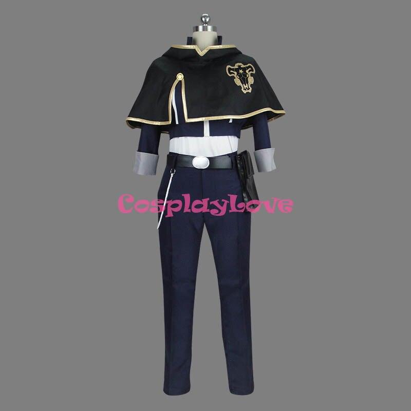 Black Clover Magna Swing Cosplay Costume Custom Made For Halloween Christmas CosplayLove (5)