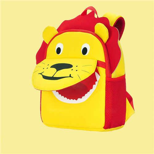 Лидер продаж, детский рюкзак aminals, плюшевый Детский рюкзак для детей от 1 до 4 лет