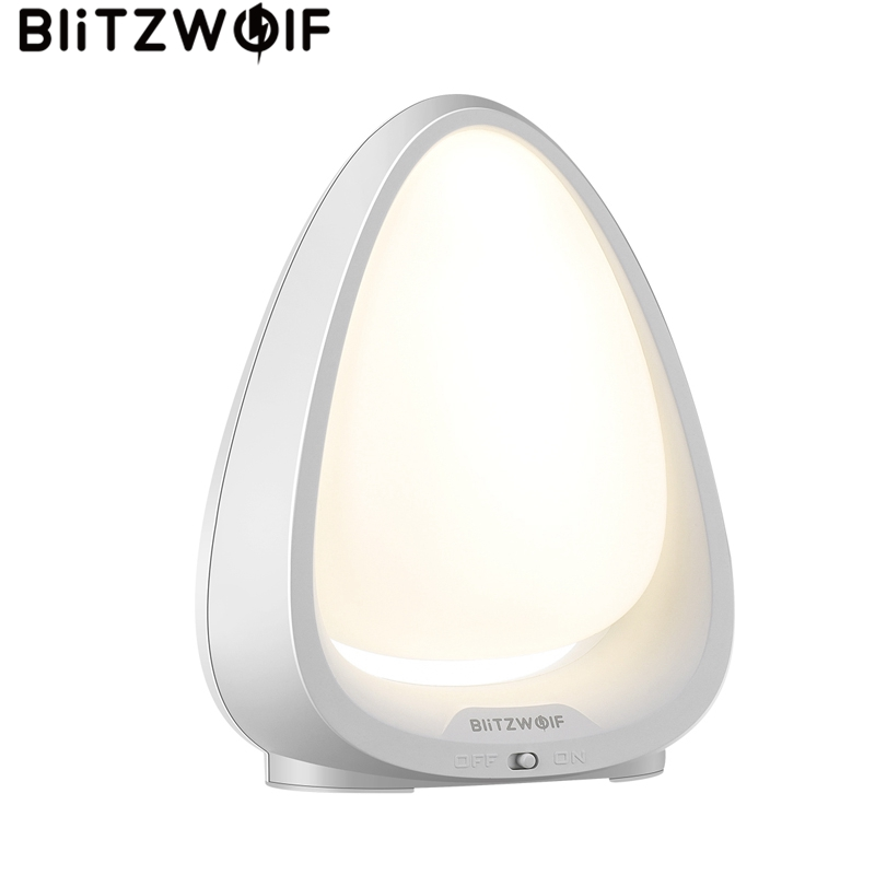 BlitzWolf BW-LT9 Touch Switch Color Night Light 4000K Color Temperature 85 Lumens 240 Degree Lighting Angle LampBlitzWolf BW-LT9 Touch Switch Color Night Light 4000K Color Temperature 85 Lumens 240 Degree Lighting Angle Lamp