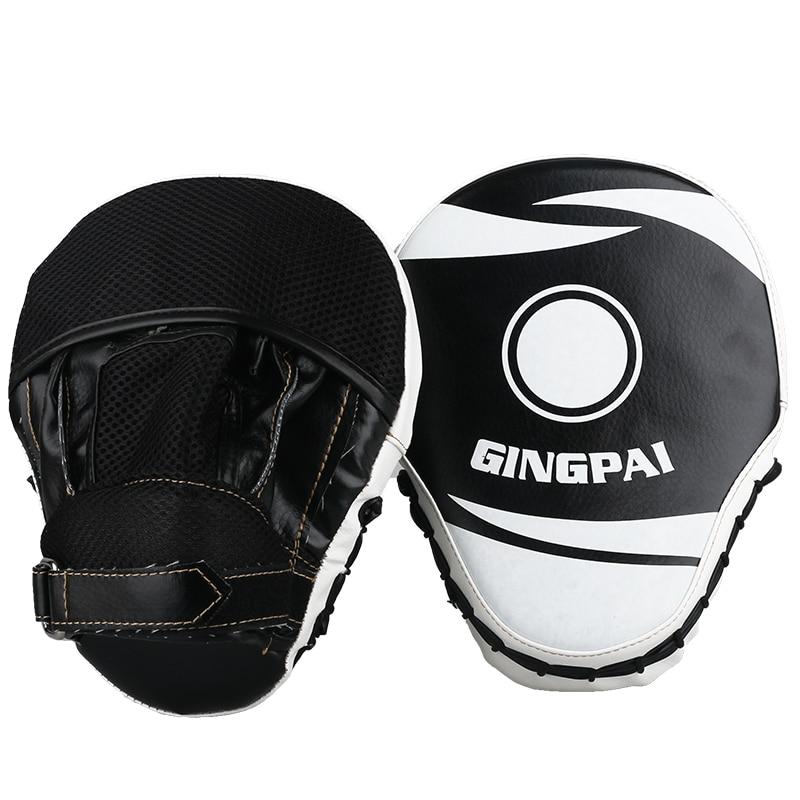 Hand Target MMA Focus Punch Pad Kick boxing pads Boxing training Mitts target Muay Thai Using Target Kids Kick Boxing Gloves