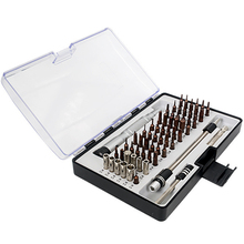 64 in 1 Precision Screwdriver Set, Professional Electronics Repair Tool Kit for Repair Cell Phone, Pad, Watch, Tablet and More все цены