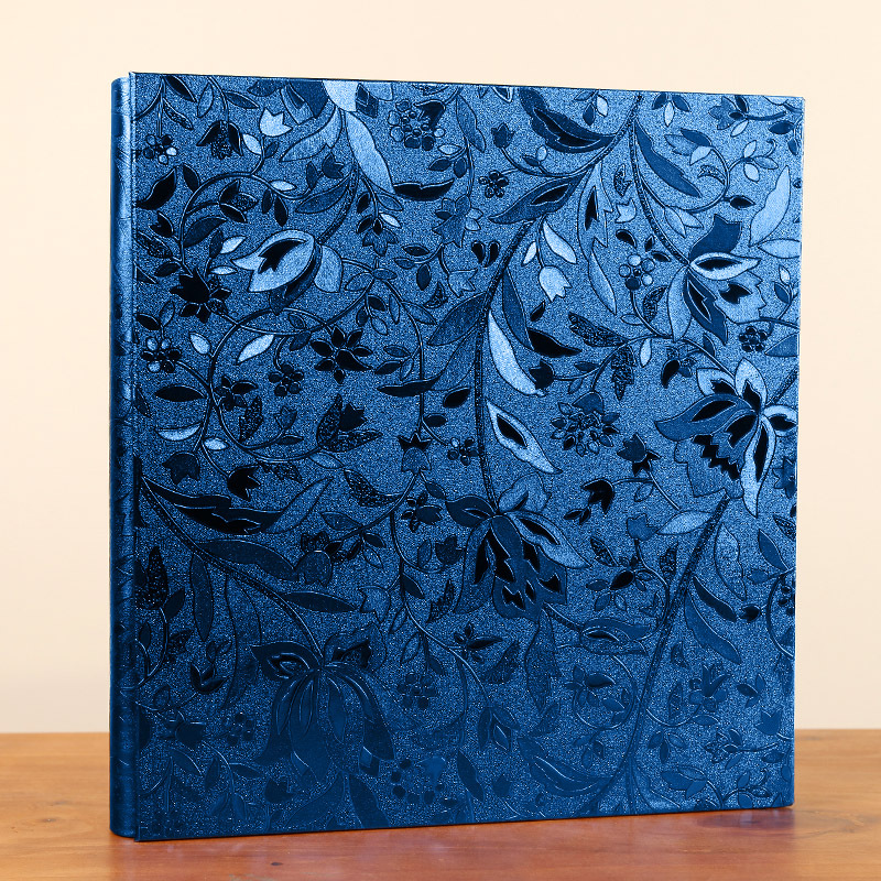 Quality Photo Albums: High Quality 600 Pockets Vintage Carved PU Leather Photo