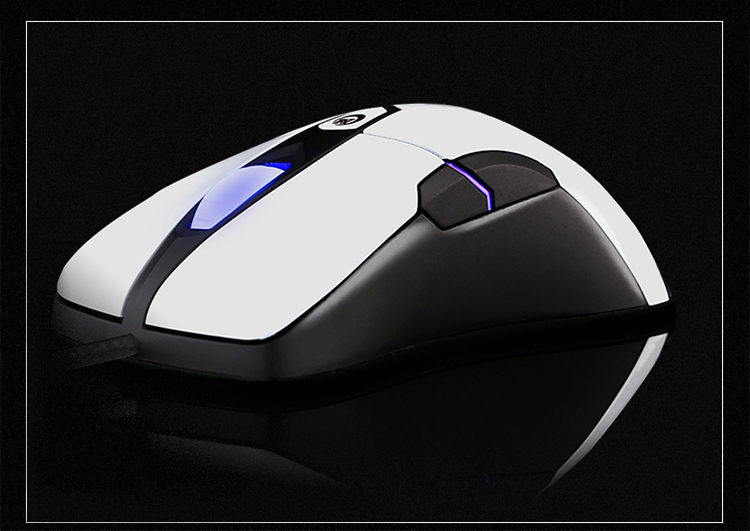 Hongsund MG3 Wired Optical Lights USB PC Computer Laptop Gamer Game Gaming Mouse Mice IE3.0 upgrade IO1.1CF CS LOL Gaming Mouse 61