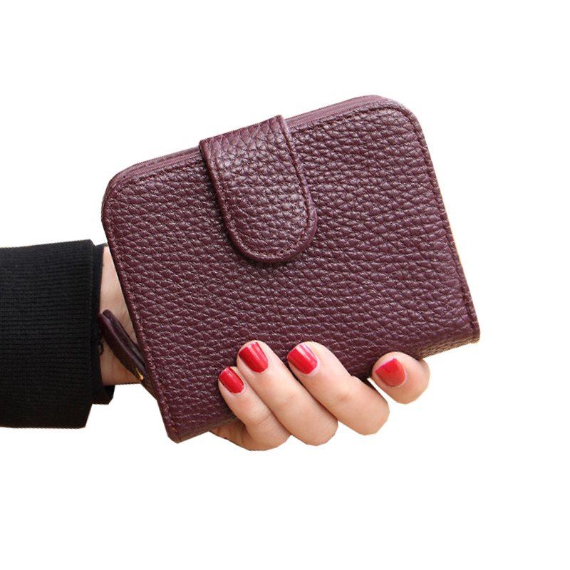 Fashion Leather Small Wallet Female Mini Wallet Women Small Coin Purse Zipper Hasp Short Lady Purses Card Holder Girl Money Bags brand short wallet women lady small purse coin pocket hasp multifunctional mini wallets female money purses card holder girls