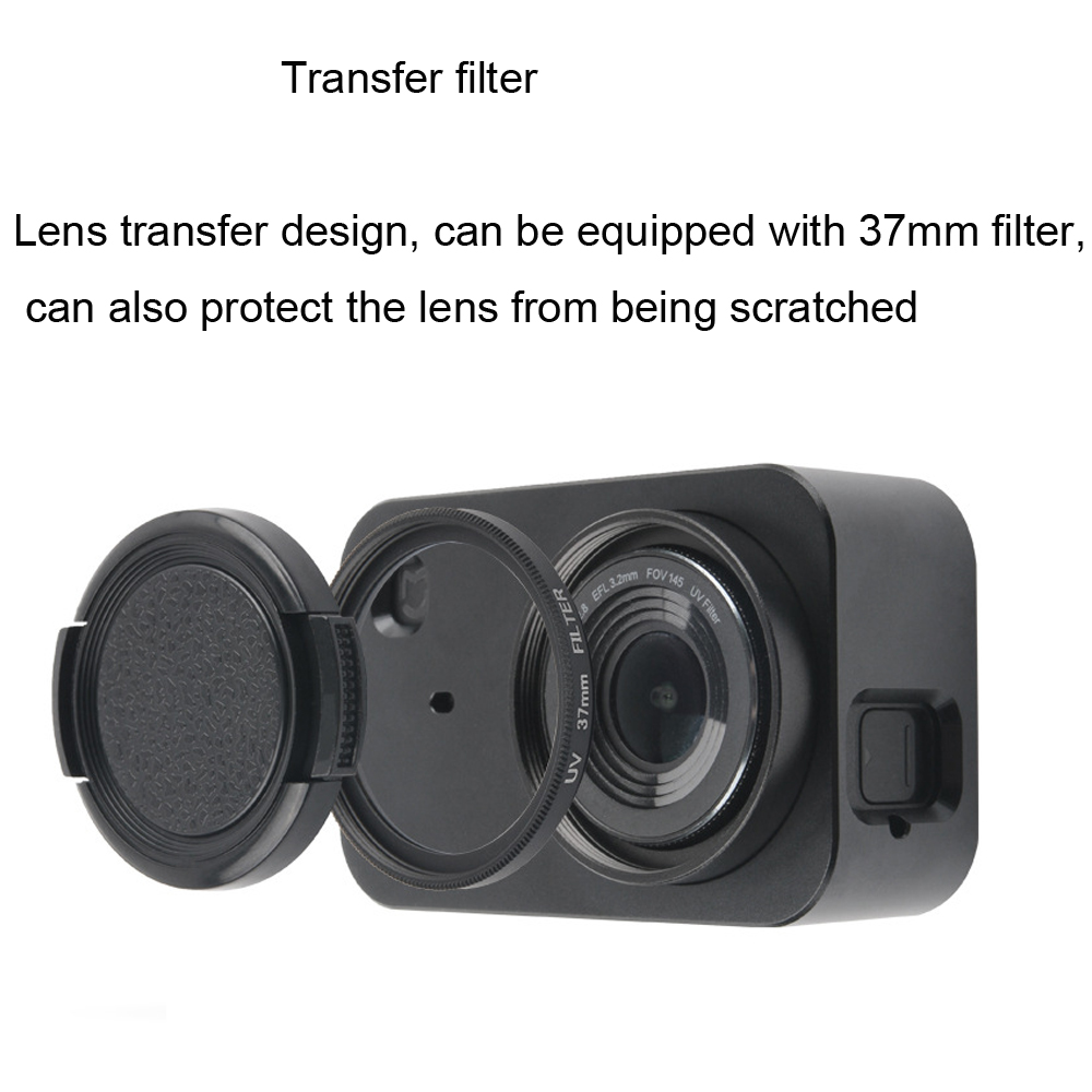 E4885-CNC Case for xiaomi mijia mini 4K-3